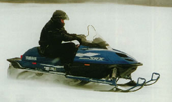 снегоход yamaha srx700 mountain